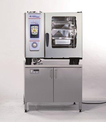 Gisi Combi-Steamer 5 Senses SCC 61 6 x GN 1/1