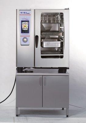 Gisi Combi-Steamer 5 Senses SCC 101 10 x GN 1/1