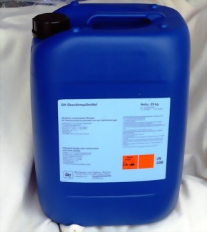 DH-Geschirrspülmittel mit Chlor 22 Kg