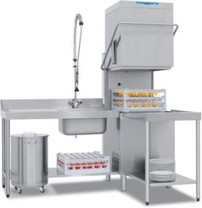 Gisi HC382 Haubenspülmaschine Standart